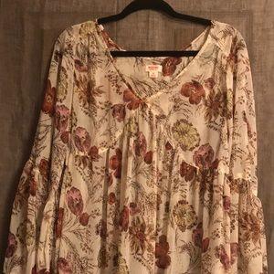 Mossimo Supply Co. Dresses - Fall long dress